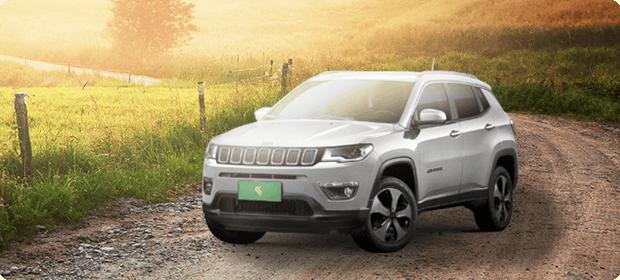 Jeep Compass Longitude ou similar
