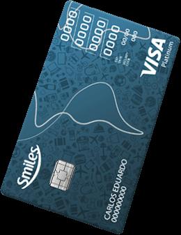 Cartão Smiles Platinum