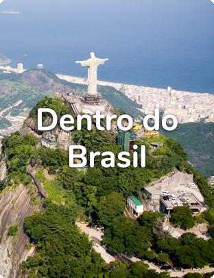 Dentro do Brasil