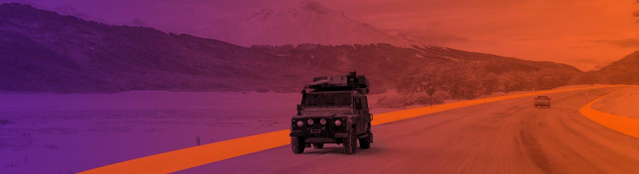 Sete Road Trips Imperdíveis
