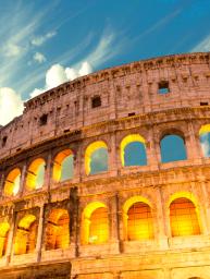 Destino de Viagem - Coliseu