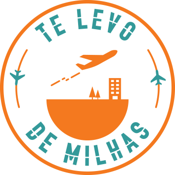 Logo Te Levo de Milhas