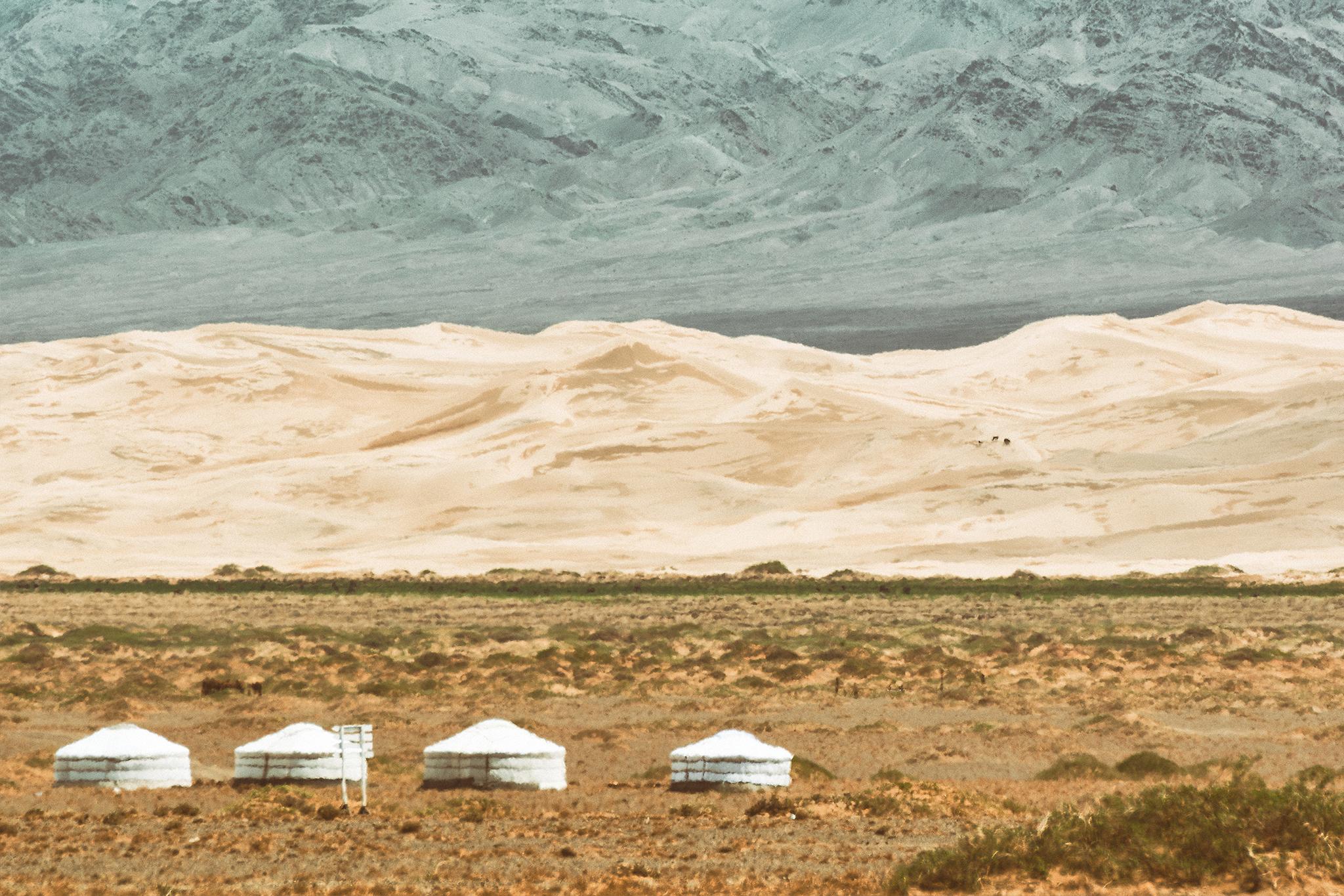 Deserto de Gobi - Ásia