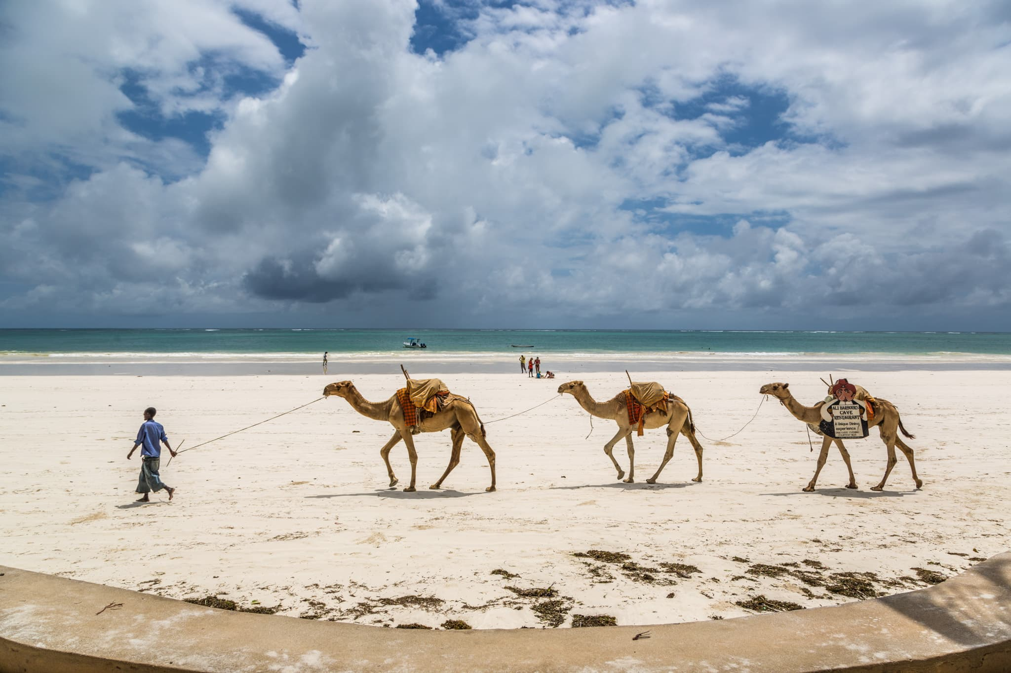 Quênia - Praias Maravilhosas