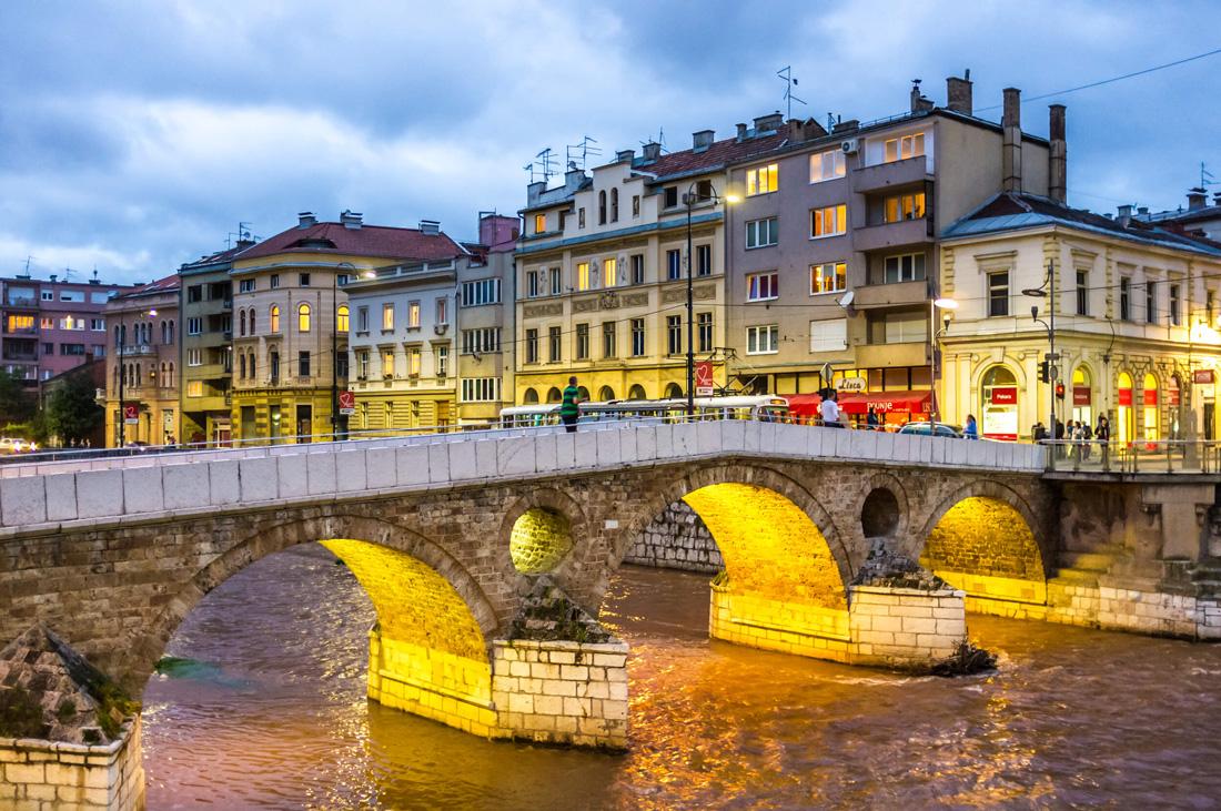 Sarajevo - Bósnia