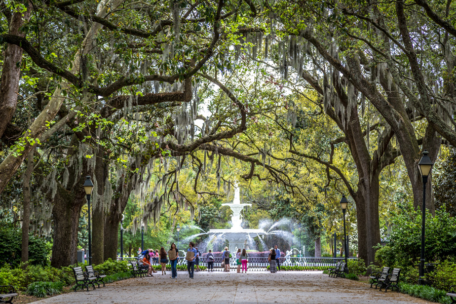 Savannah - EUA