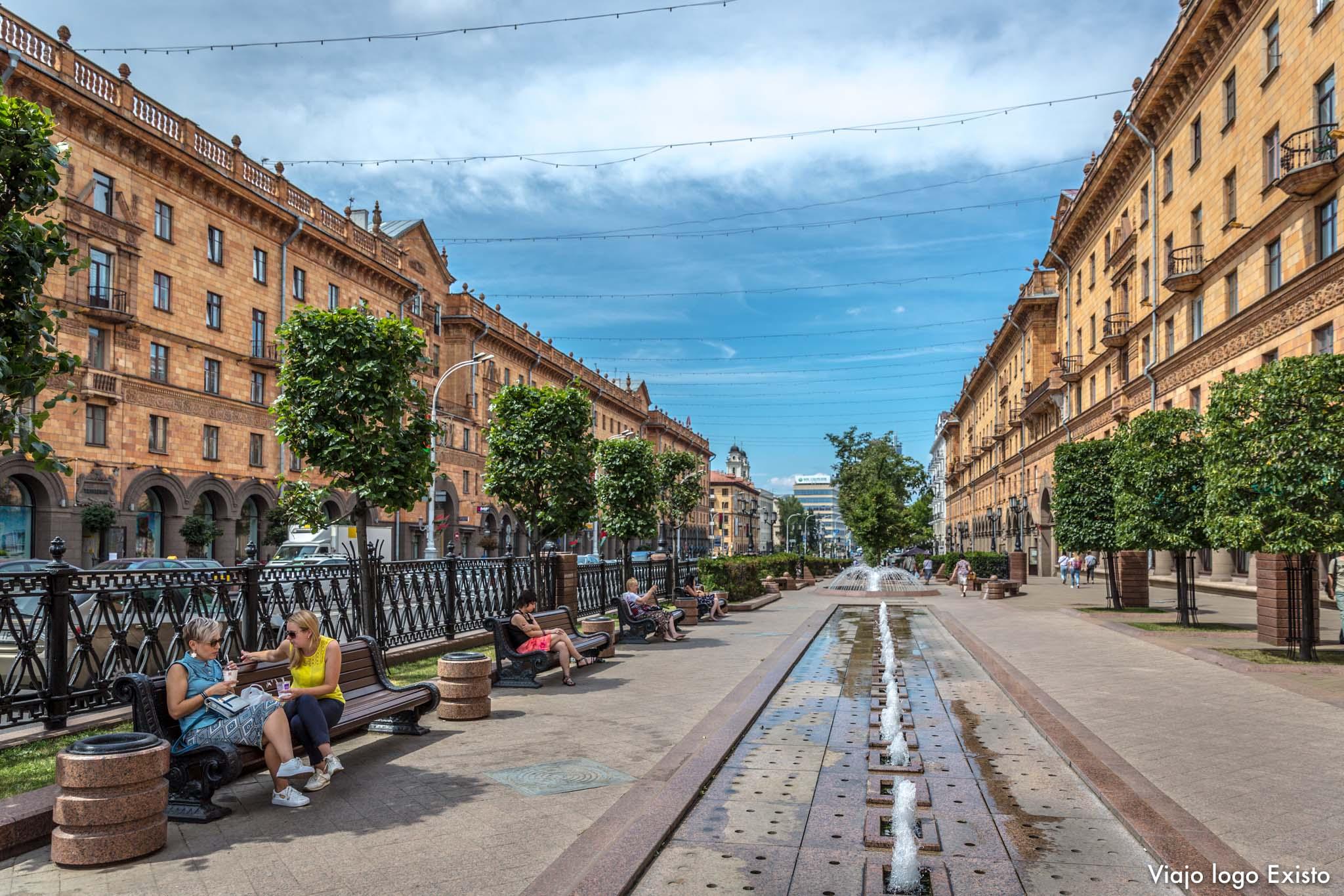 Minsk - Bielorrússia