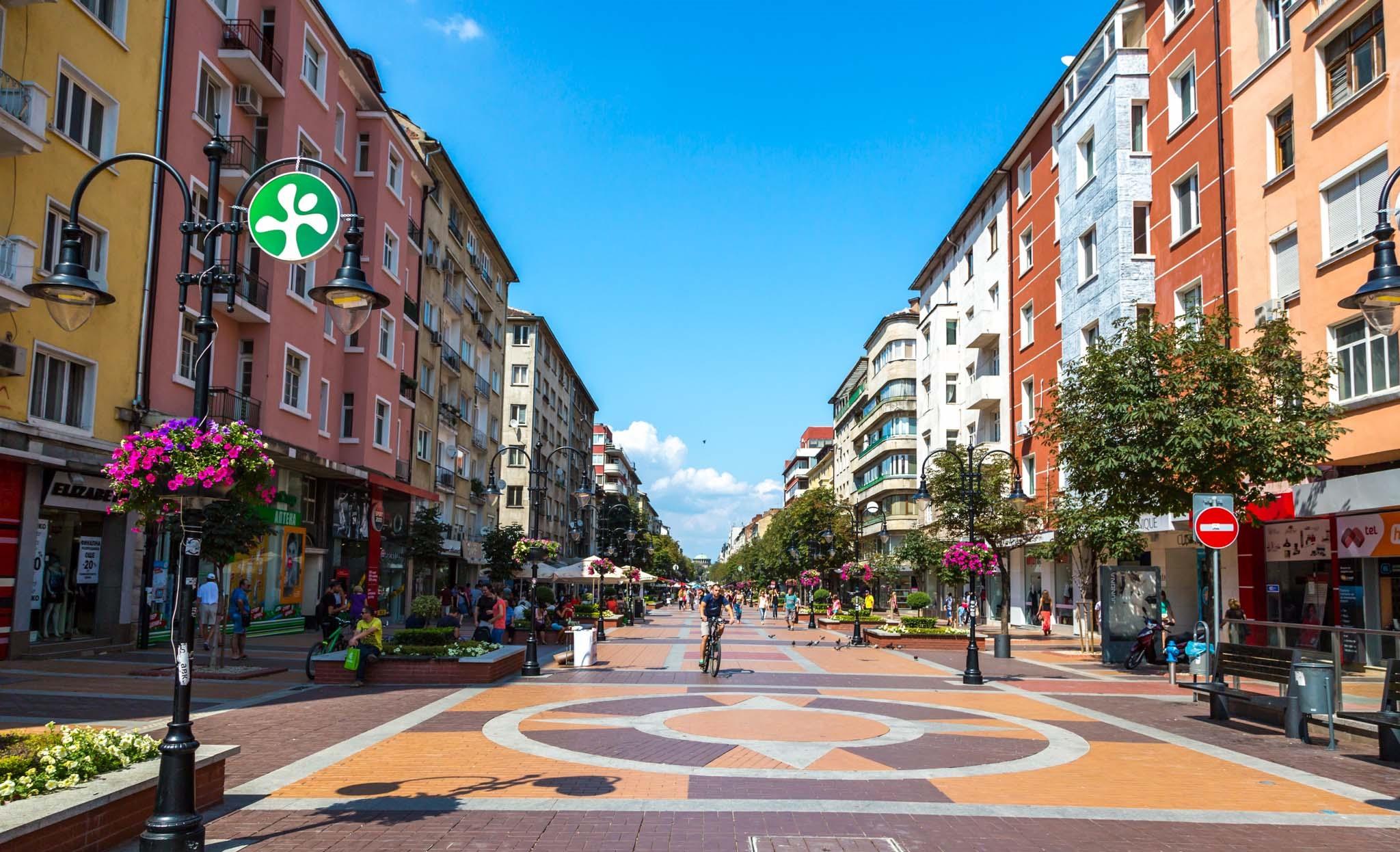 Sofia - Bulgária