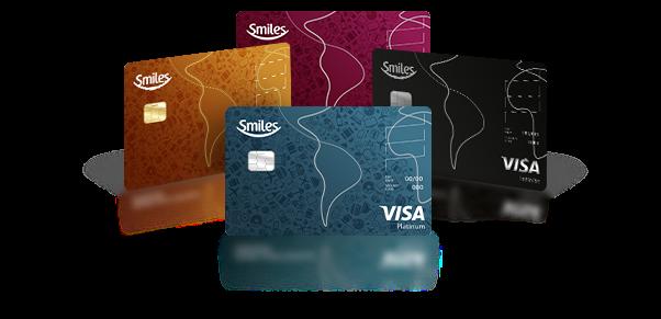 Cartões de Crédito Smiles - Visa