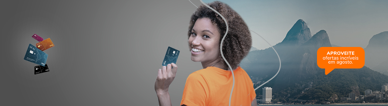Receber milhas de volta em todas as compras começa com seu Cartão GOL Smiles