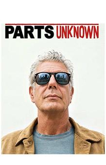 Anthony Bourdain: Parts Unknown (Amazon Prime)