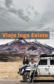 Viajo logo Existo – América do Sul (TV a Cabo)