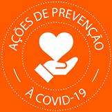 Ações de prevenção à Covid-19