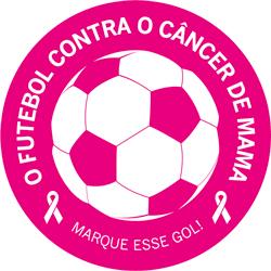 O futebol contra o câncer de mama
