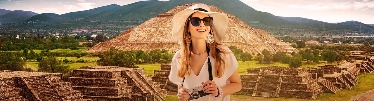 Viver a alegria da cultura mexicana começa a bordo da Aeroméxico